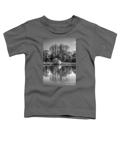 Lake Reflections Toddler T-Shirt