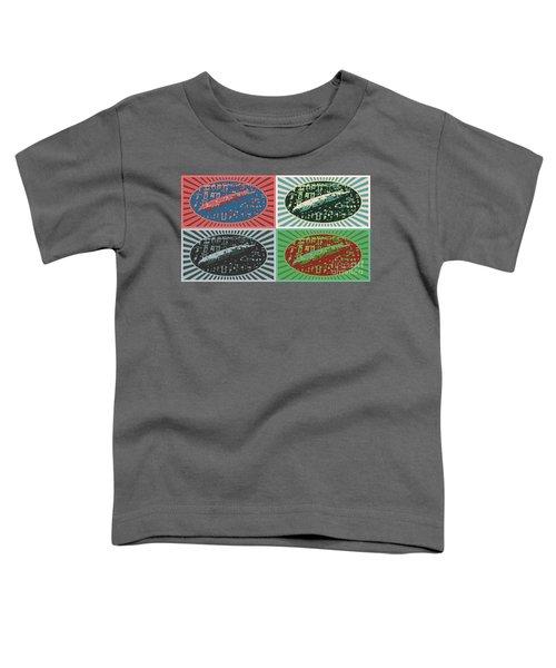 Led Zeppelin Toddler T-Shirt