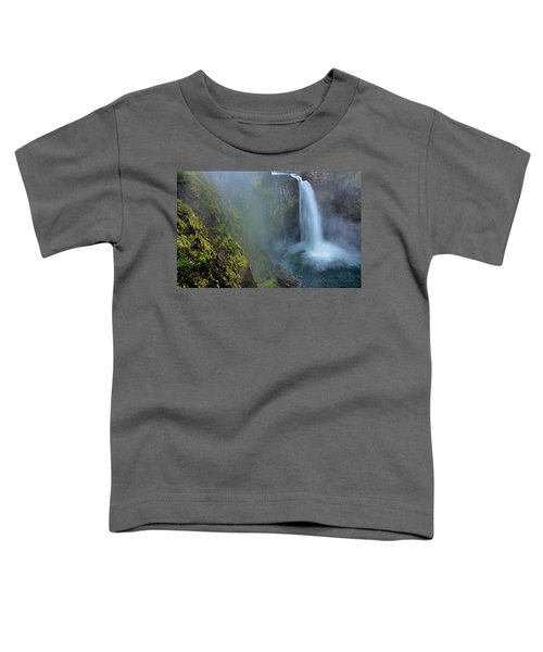 Snoqualmie Falls Toddler T-Shirt