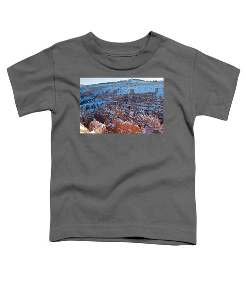 Sunset Point Bryce Canyon National Park Toddler T-Shirt