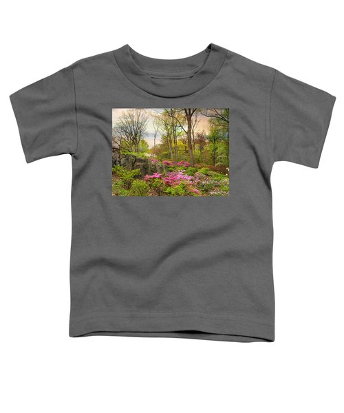 The Azalea Garden Toddler T-Shirt