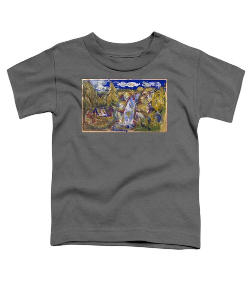 Olympic National Park Toddler T-Shirt