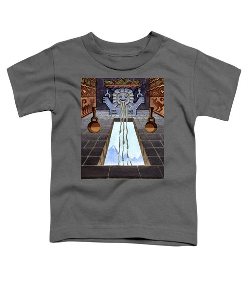 Mayan Passage Toddler T-Shirt