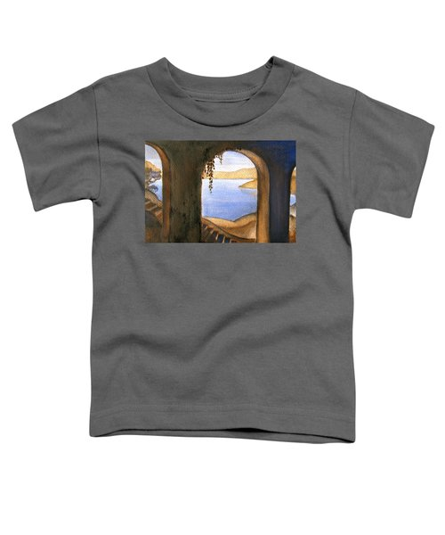 Parrish Blue Toddler T-Shirt