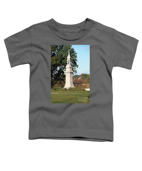 30u13 Hood Park Monument To Civil War Soldiers And Sailors Photo Toddler T-Shirt