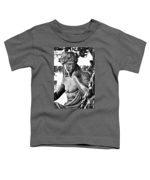 Brewer Fountain Boston Ma Toddler T-Shirt