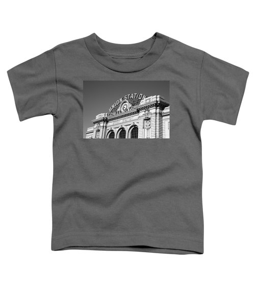 Denver - Union Station Toddler T-Shirt