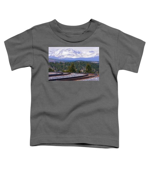Freight On The Divide Toddler T-Shirt