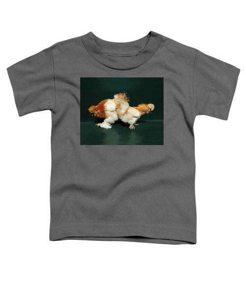45. Sand Silkies Toddler T-Shirt