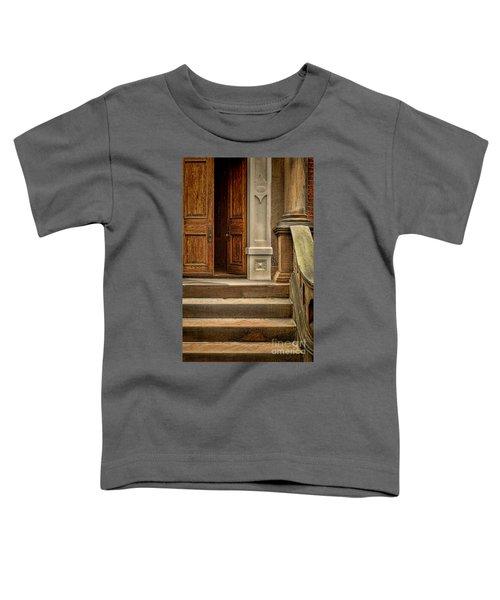 Open Door Toddler T-Shirt