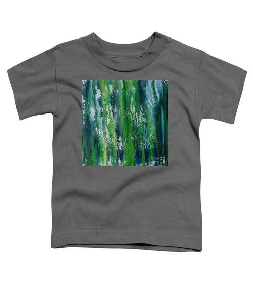Greenery Duars Toddler T-Shirt