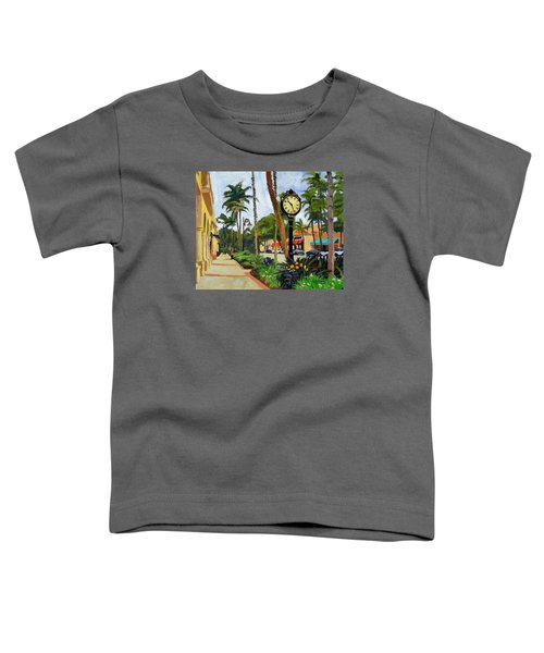 5th Avenue Naples Florida Toddler T-Shirt