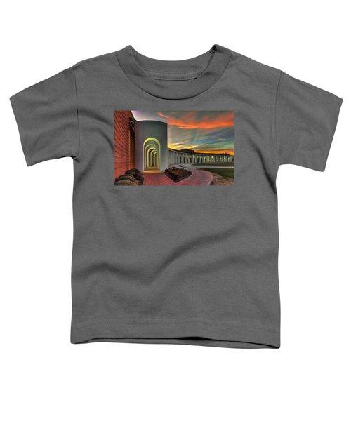 Ferguson Center For The Arts Toddler T-Shirt