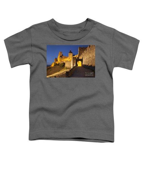 Medieval Carcassonne Toddler T-Shirt