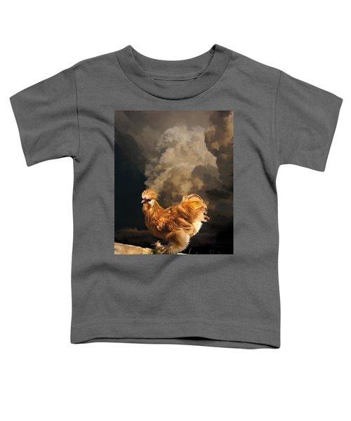 7. Thunder Buff Toddler T-Shirt