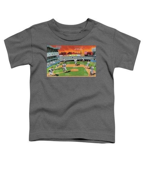 New Yorker September 22nd, 2008 Toddler T-Shirt