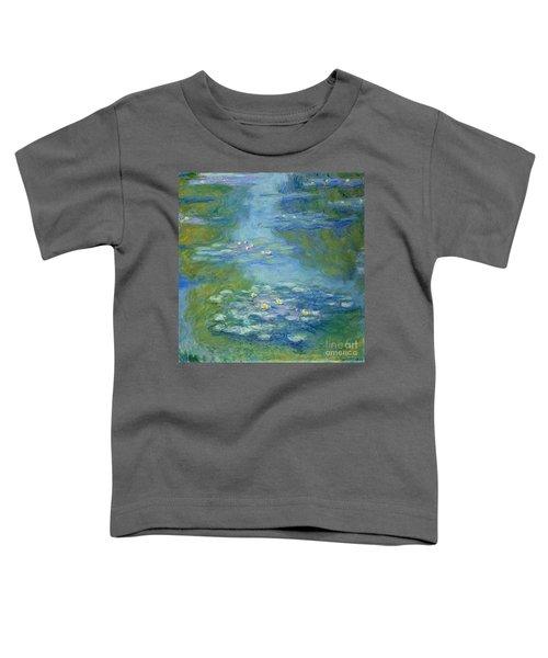 Waterlilies Toddler T-Shirt
