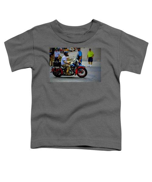 85 Arrives Toddler T-Shirt