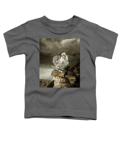 9. Cuckoo Angela Toddler T-Shirt
