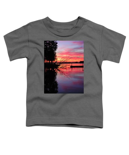 Sunset 9 Toddler T-Shirt