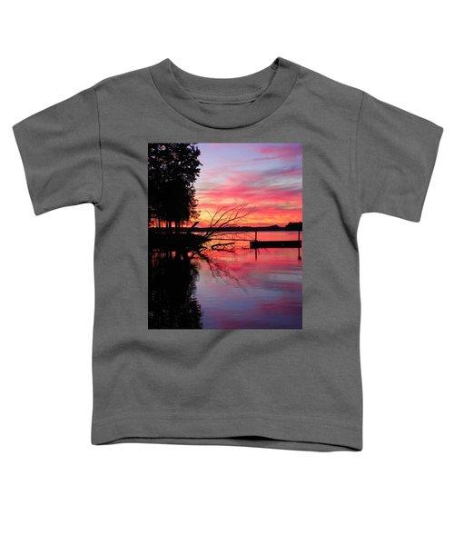 Sunset 9 Toddler T-Shirt