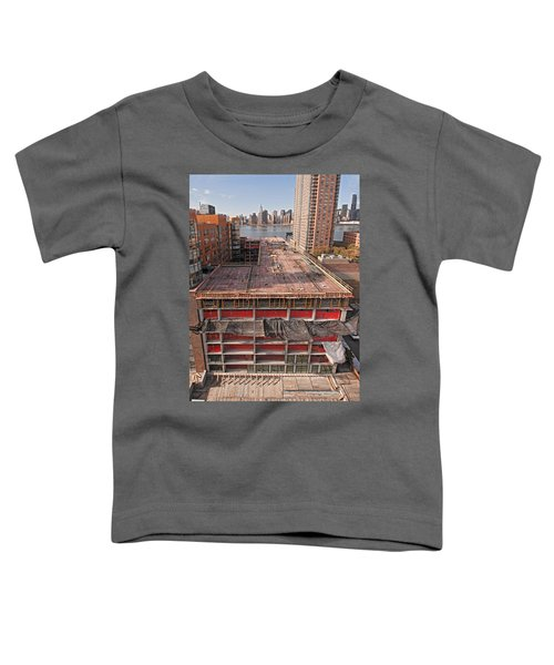 9th Floor Forms Toddler T-Shirt