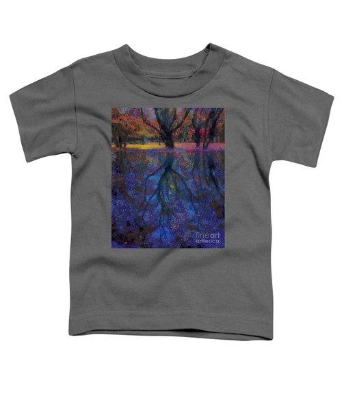 A Beautiful Reflection  Toddler T-Shirt