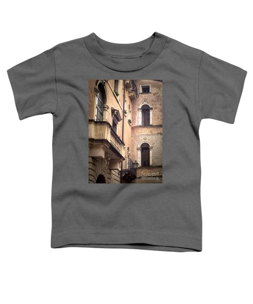 A Corner Of Vicenza Italy Toddler T-Shirt