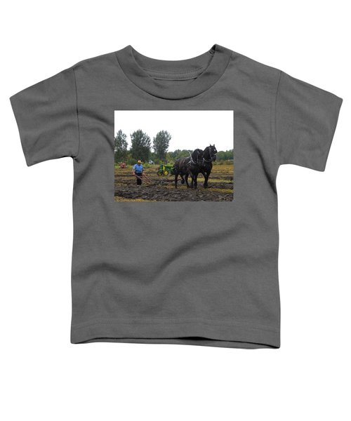 A Hard Days Work Toddler T-Shirt