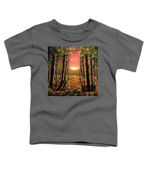 A Kiss Of Life Toddler T-Shirt
