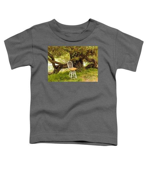 A Little Solitude Toddler T-Shirt