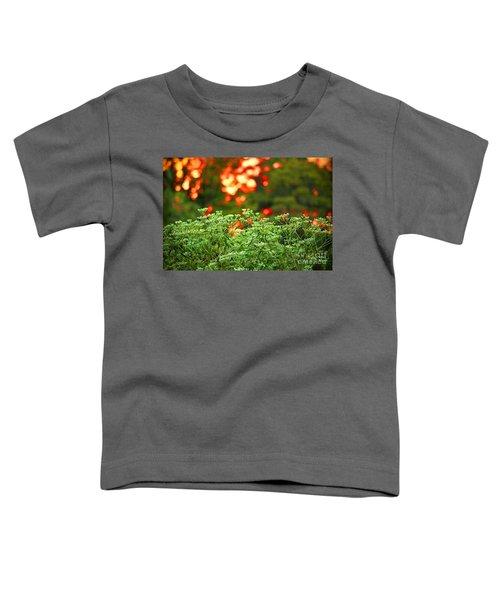 A Love Bug Sunset Toddler T-Shirt