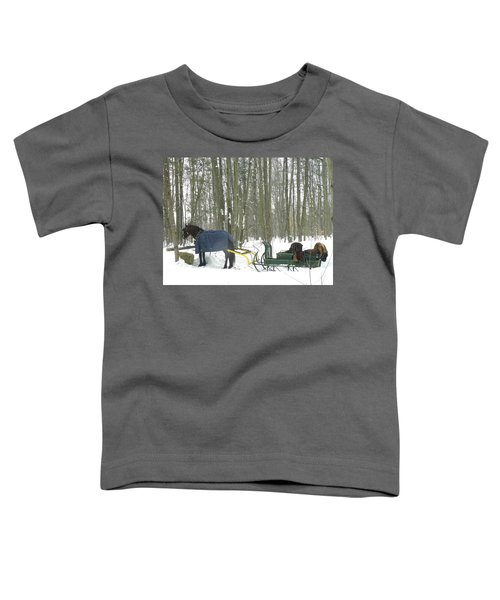 A Moment In Time Toddler T-Shirt