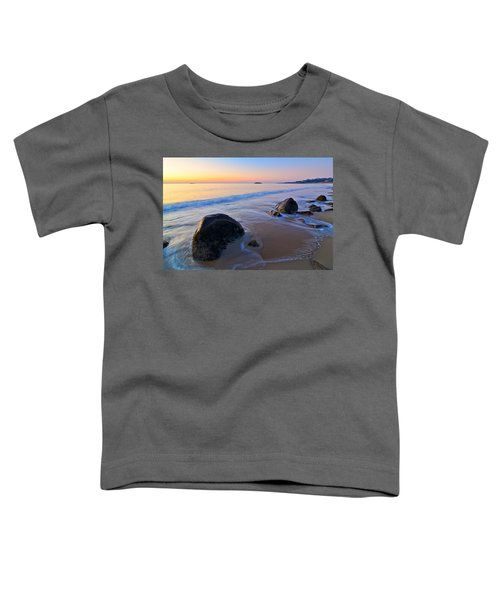 A New Day Singing Beach Toddler T-Shirt