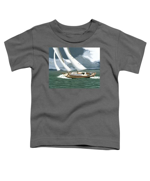 A Passing Squall Toddler T-Shirt