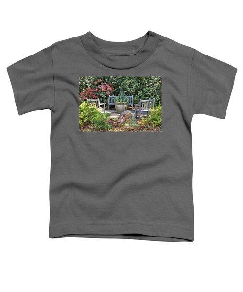 A Quiet Place To Meet Toddler T-Shirt