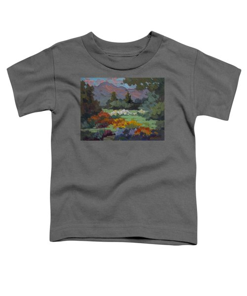A Sunny Afternoon In Santa Barbara Toddler T-Shirt
