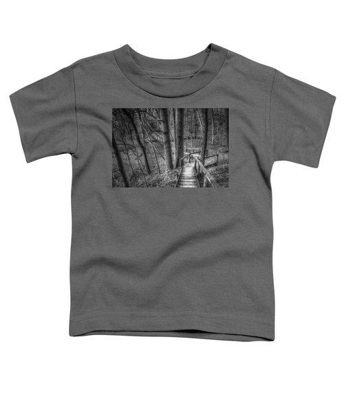 A Walk Through The Woods Toddler T-Shirt