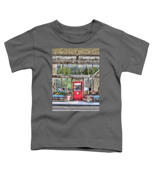 Abandoned Shop Toddler T-Shirt