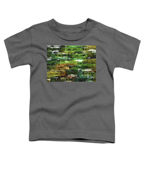 Abstract Artwork A4 Toddler T-Shirt