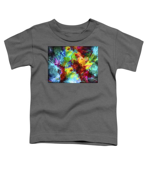 Abstract Artwork A9 Toddler T-Shirt