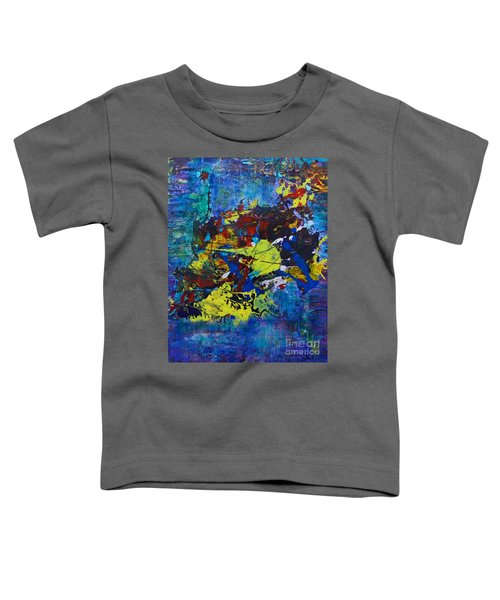 Abstract Fish  Toddler T-Shirt
