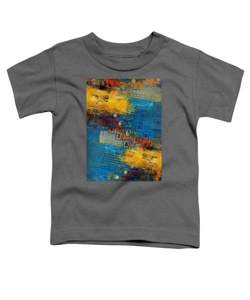 Abstract Tarot Art 016 Toddler T-Shirt