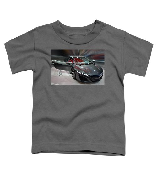 Acura Nsx Concept 2013 Toddler T-Shirt