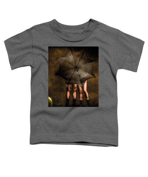 Adam And Eve Toddler T-Shirt