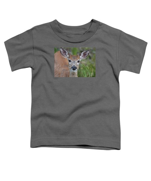 Adolescent Curiosity Toddler T-Shirt