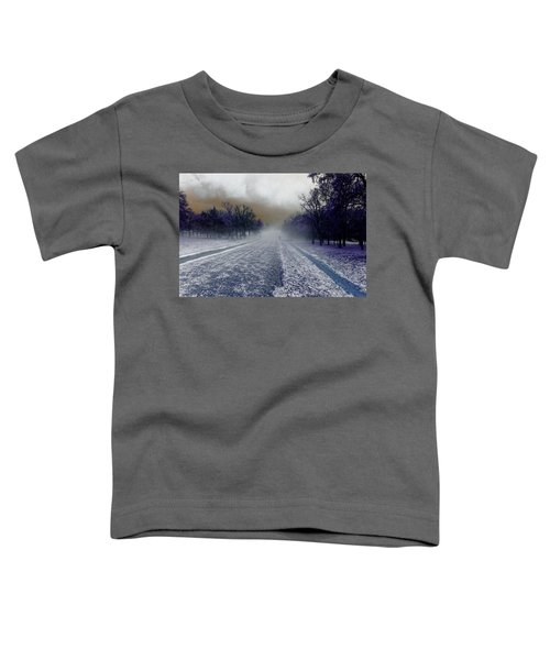 After The Storm Toddler T-Shirt