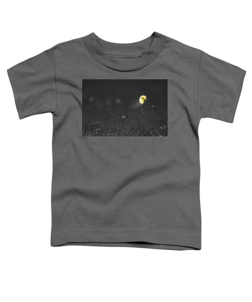 Toddler T-Shirt featuring the photograph Afterglow by Yulia Kazansky