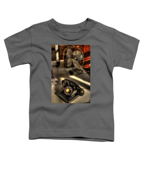 Air Conditioned Office  Toddler T-Shirt
