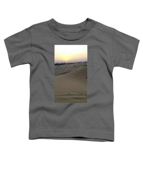 Al Ain Desert 8 Toddler T-Shirt